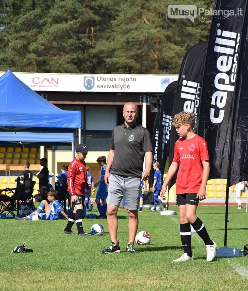 """FA """"Gintaras"""" U12 komanda užėmė antrą vietą """"Capelli Sport Cup 2021"""" turnyre  , nuotrauka-25"""