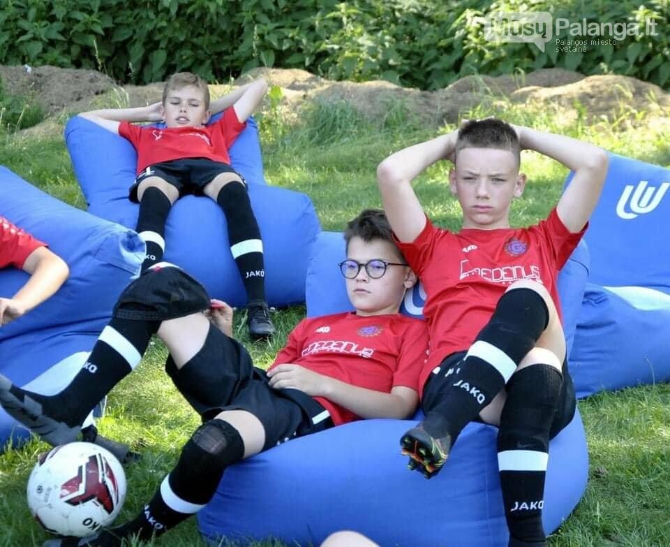"""FA """"Gintaras"""" U12 komanda užėmė antrą vietą """"Capelli Sport Cup 2021"""" turnyre  , nuotrauka-31"""