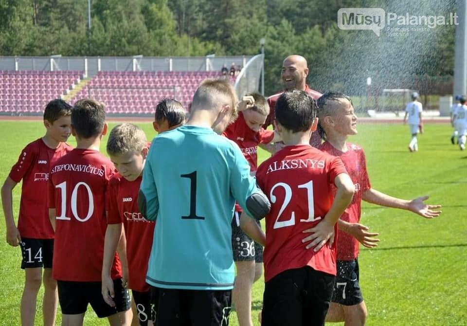 """FA """"Gintaras"""" U12 komanda užėmė antrą vietą """"Capelli Sport Cup 2021"""" turnyre  , nuotrauka-32"""