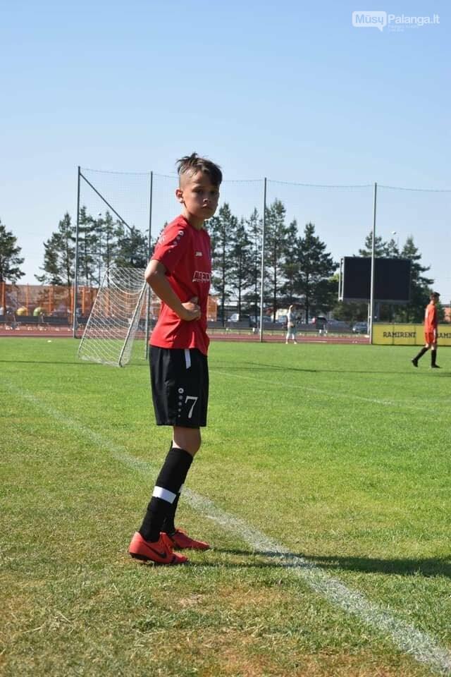 """FA """"Gintaras"""" U12 komanda užėmė antrą vietą """"Capelli Sport Cup 2021"""" turnyre  , nuotrauka-35"""