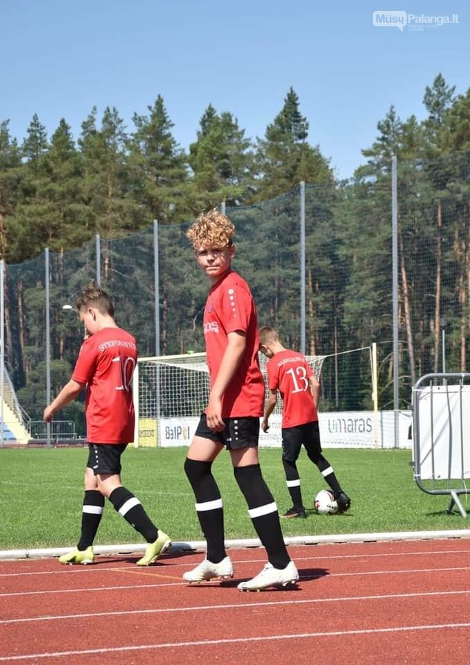 """FA """"Gintaras"""" U12 komanda užėmė antrą vietą """"Capelli Sport Cup 2021"""" turnyre  , nuotrauka-36"""