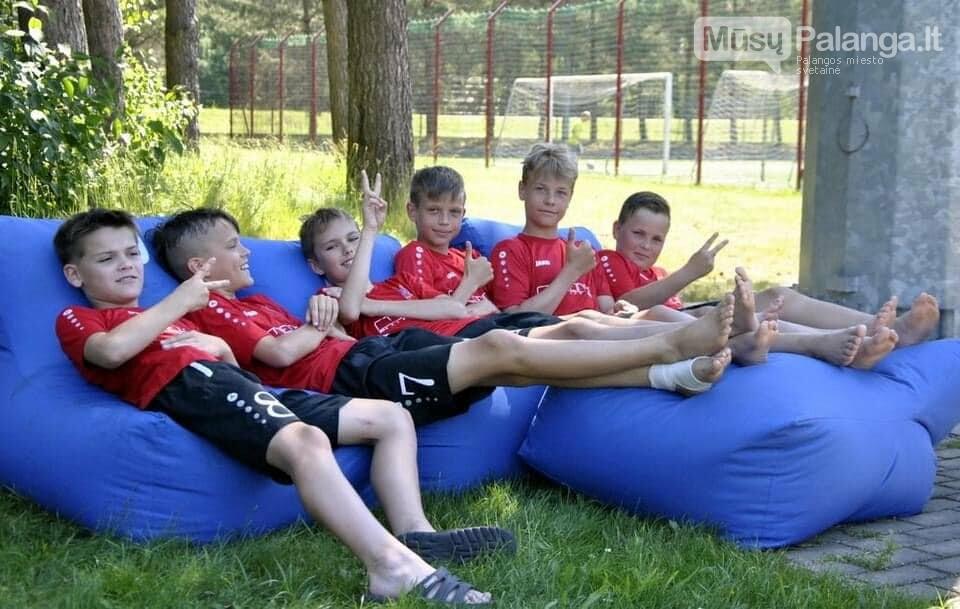 """FA """"Gintaras"""" U12 komanda užėmė antrą vietą """"Capelli Sport Cup 2021"""" turnyre  , nuotrauka-41"""