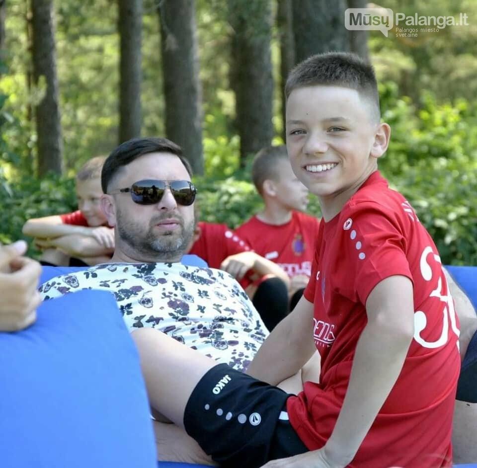 """FA """"Gintaras"""" U12 komanda užėmė antrą vietą """"Capelli Sport Cup 2021"""" turnyre  , nuotrauka-40"""