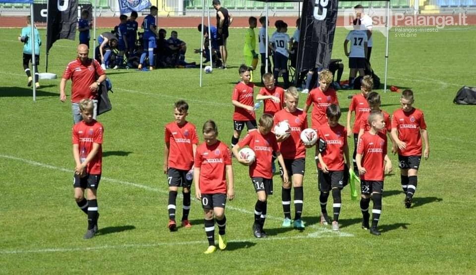 """FA """"Gintaras"""" U12 komanda užėmė antrą vietą """"Capelli Sport Cup 2021"""" turnyre  , nuotrauka-39"""