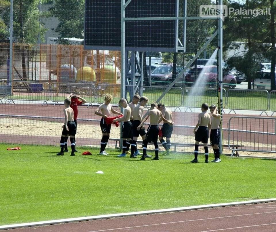 """FA """"Gintaras"""" U12 komanda užėmė antrą vietą """"Capelli Sport Cup 2021"""" turnyre  , nuotrauka-38"""