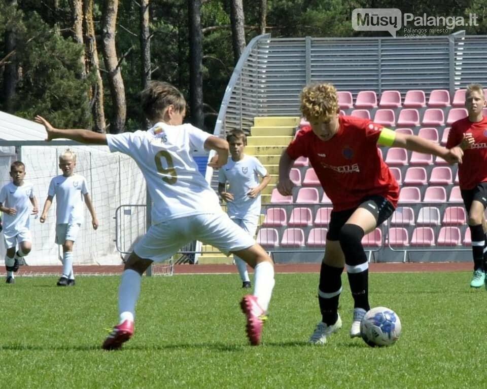 """FA """"Gintaras"""" U12 komanda užėmė antrą vietą """"Capelli Sport Cup 2021"""" turnyre  , nuotrauka-37"""