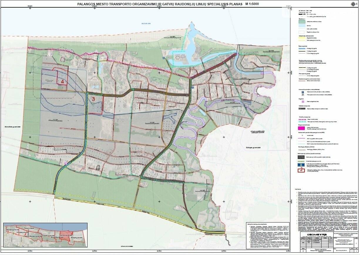 Dėl Palangos miesto transporto organizavimo ir gatvių raudonųjų linijų specialiojo plano – pakartotinis viešas susirinkimas, nuotrauka-1