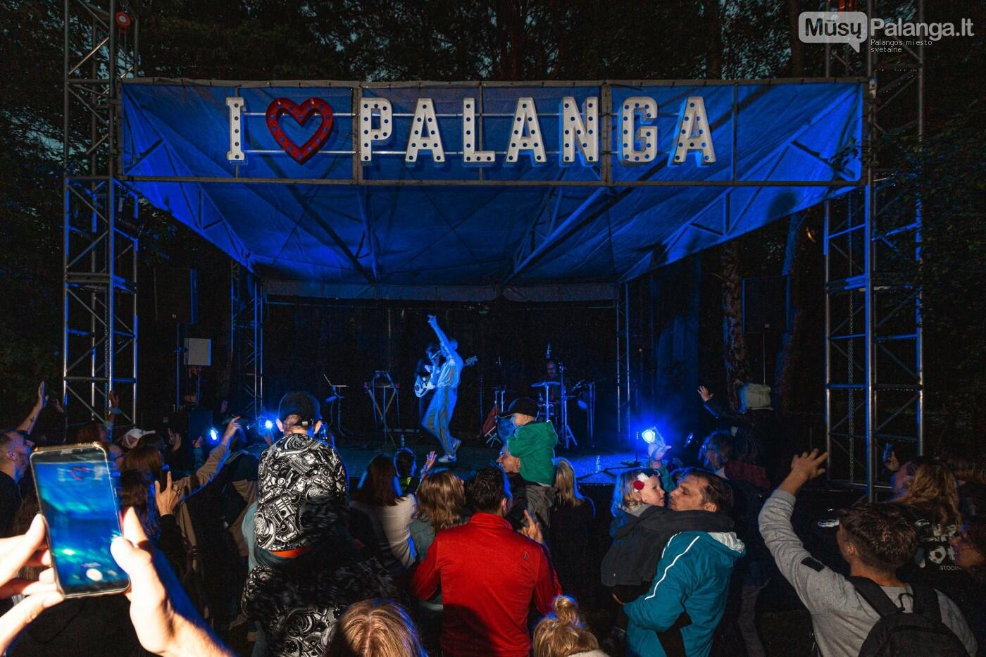 Oldman parkas x I love Palanga, Deividas Kryževičius
