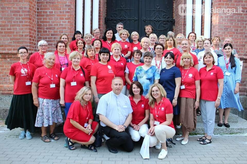 """Telšių vyskupijos Caritas: """"Esame viena šeima"""", nuotrauka-5"""