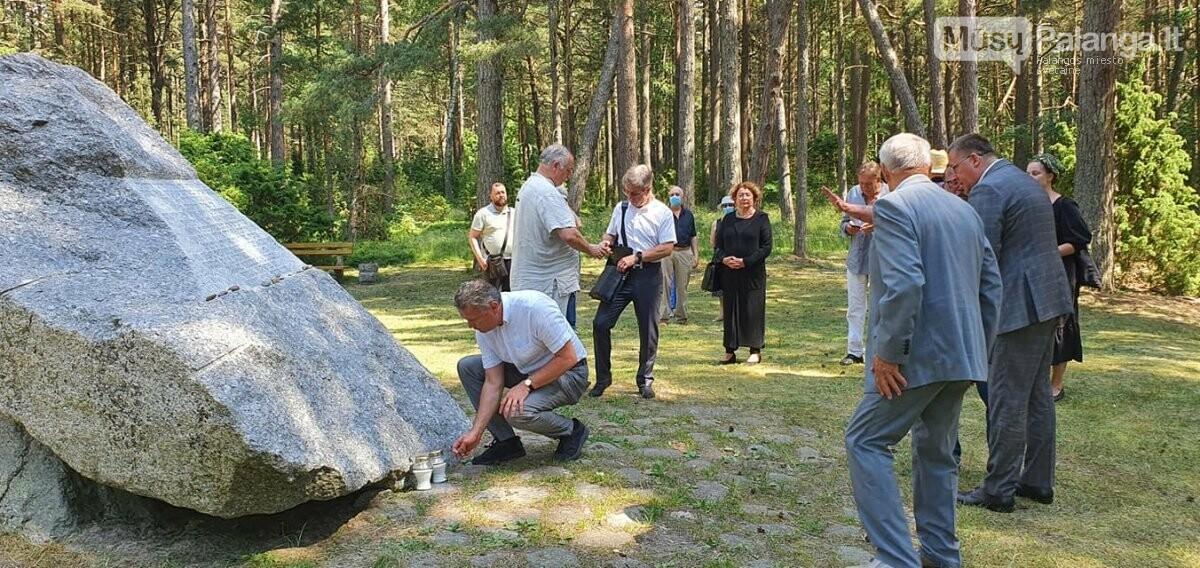 2021 metais minime 80-ąsias Holokausto pradžios Lietuvoje metines, nuotrauka-2