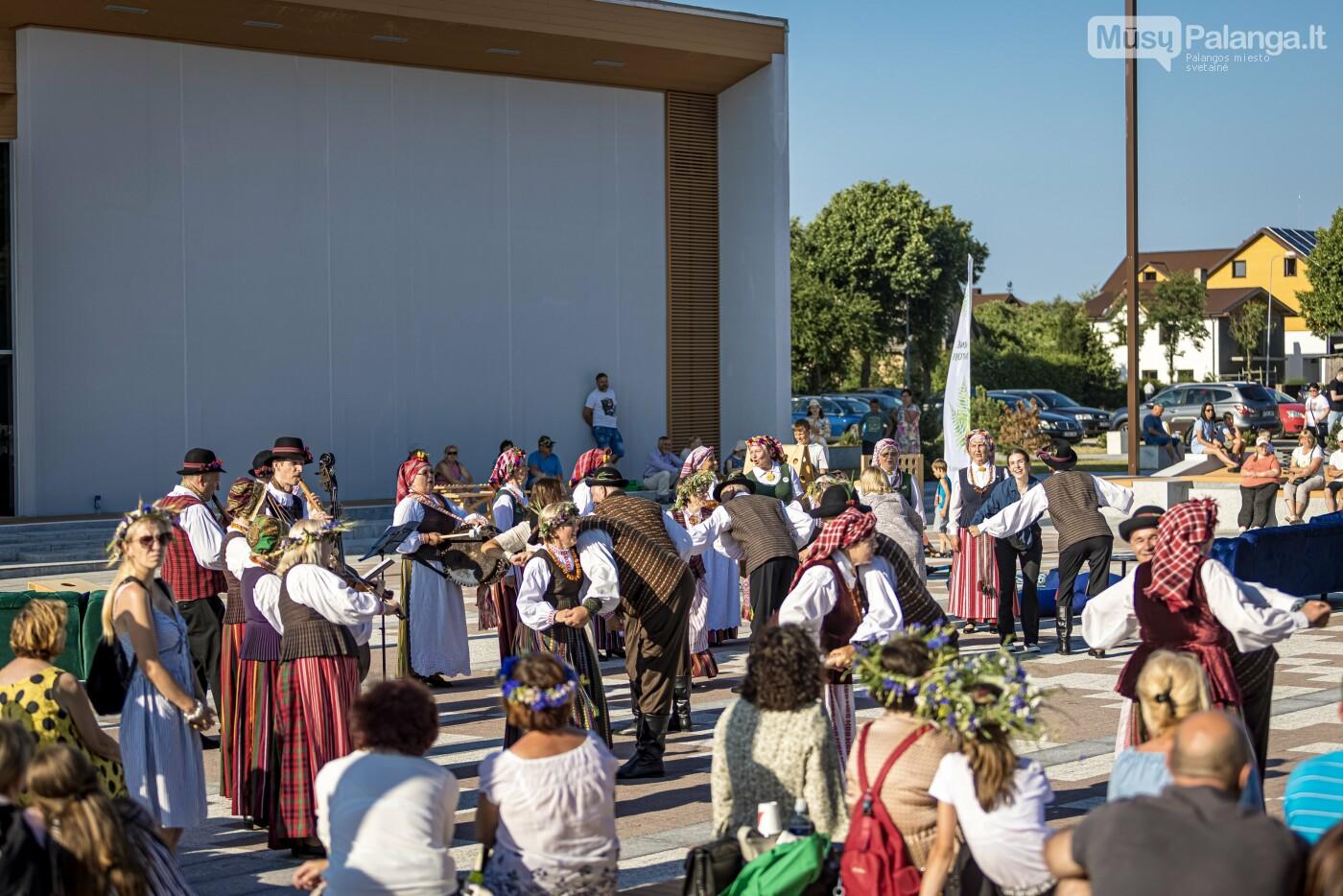 Joninių miestelis šventojoje užbūrė šventės dalyvius, nuotrauka-6
