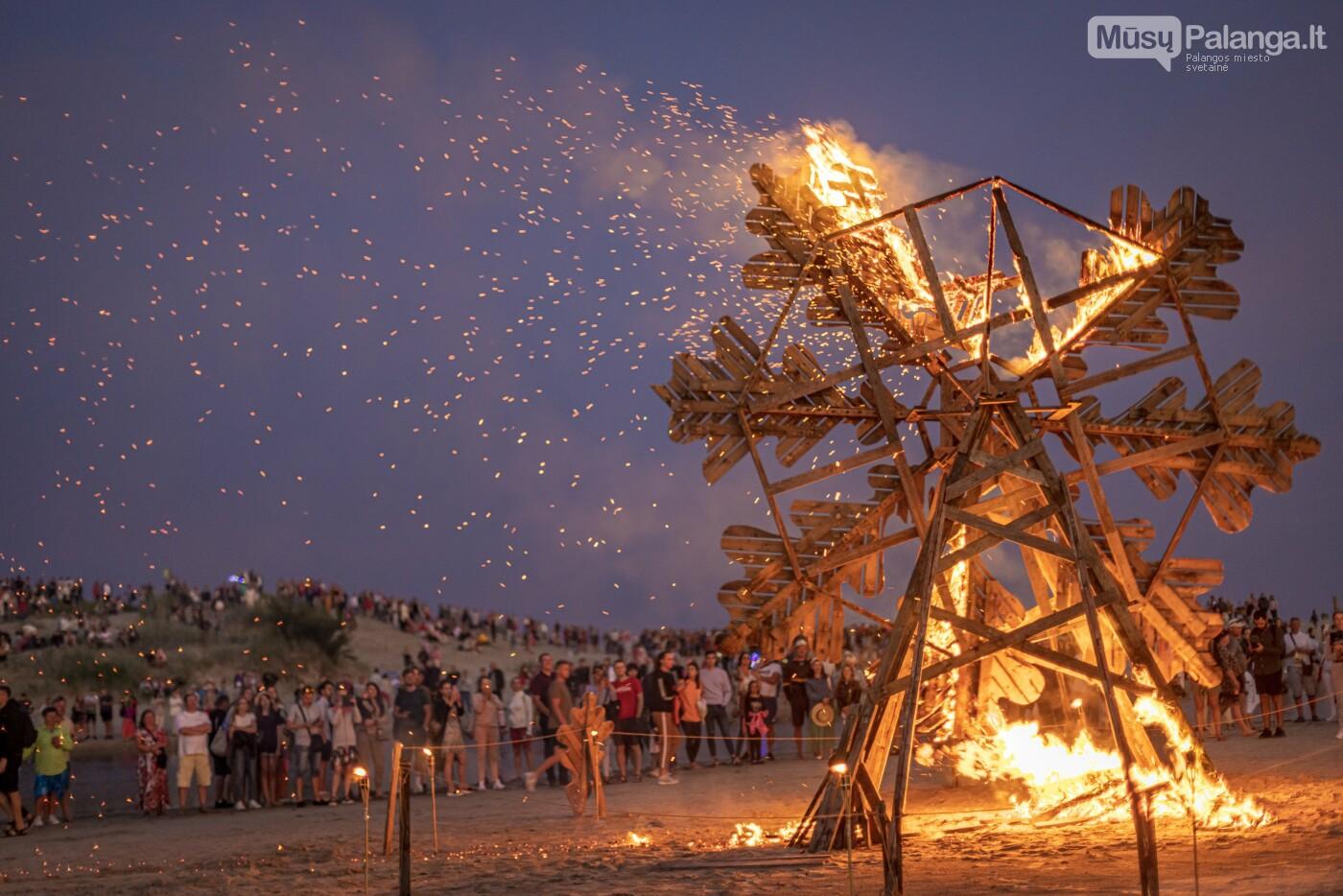 Joninių miestelis šventojoje užbūrė šventės dalyvius, nuotrauka-12