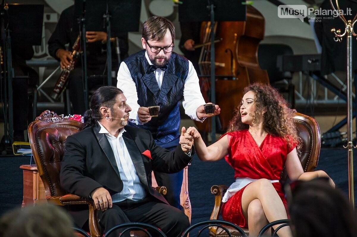Romantiškas ir jausmingas Muzikinio teatro gastrolių Palangoje repertuaras, nuotrauka-2, KVMT nuotr.
