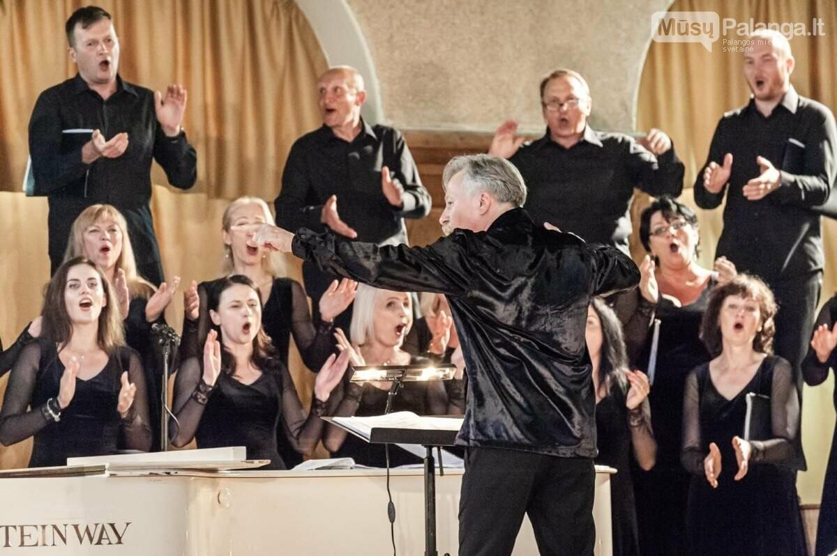 Romantiškas ir jausmingas Muzikinio teatro gastrolių Palangoje repertuaras, nuotrauka-3, KVMT nuotr.