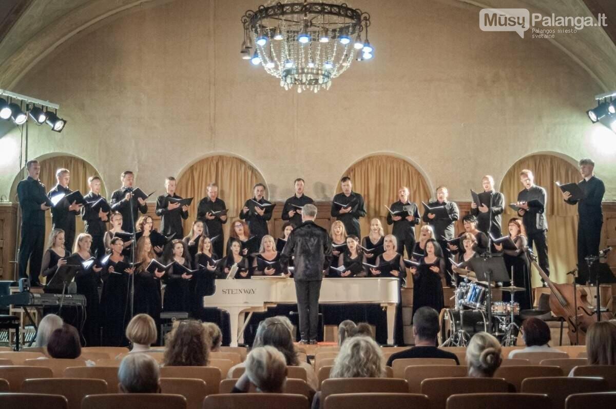 Romantiškas ir jausmingas Muzikinio teatro gastrolių Palangoje repertuaras, nuotrauka-4, KVMT nuotr.