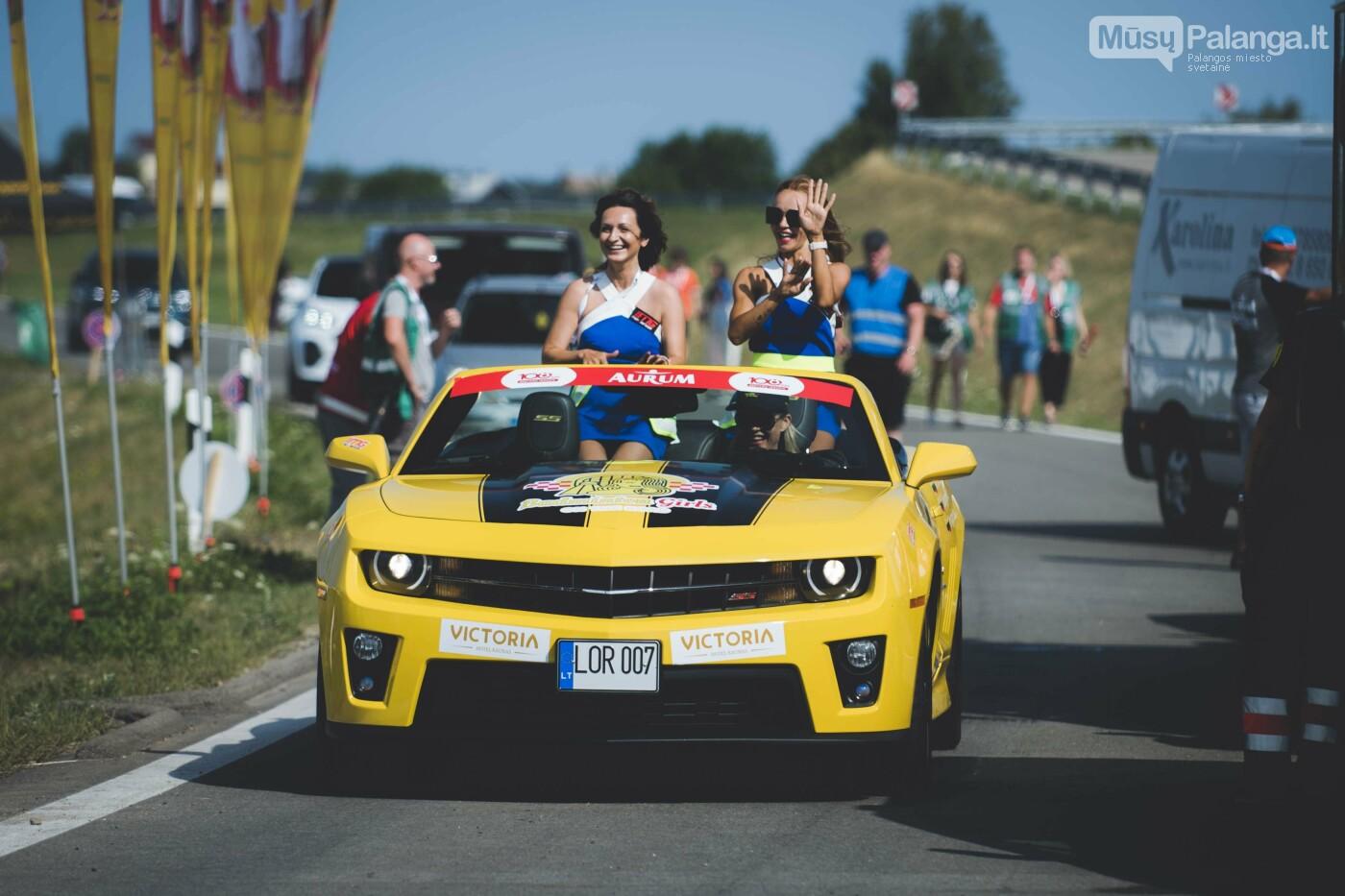 Žiūrovus žavėjo kilometrinė moterų iššūkio dalyvių kolona, nuotrauka-23, Vytauto PILKAUSKO ir Arno STRUMILOS nuotraukos