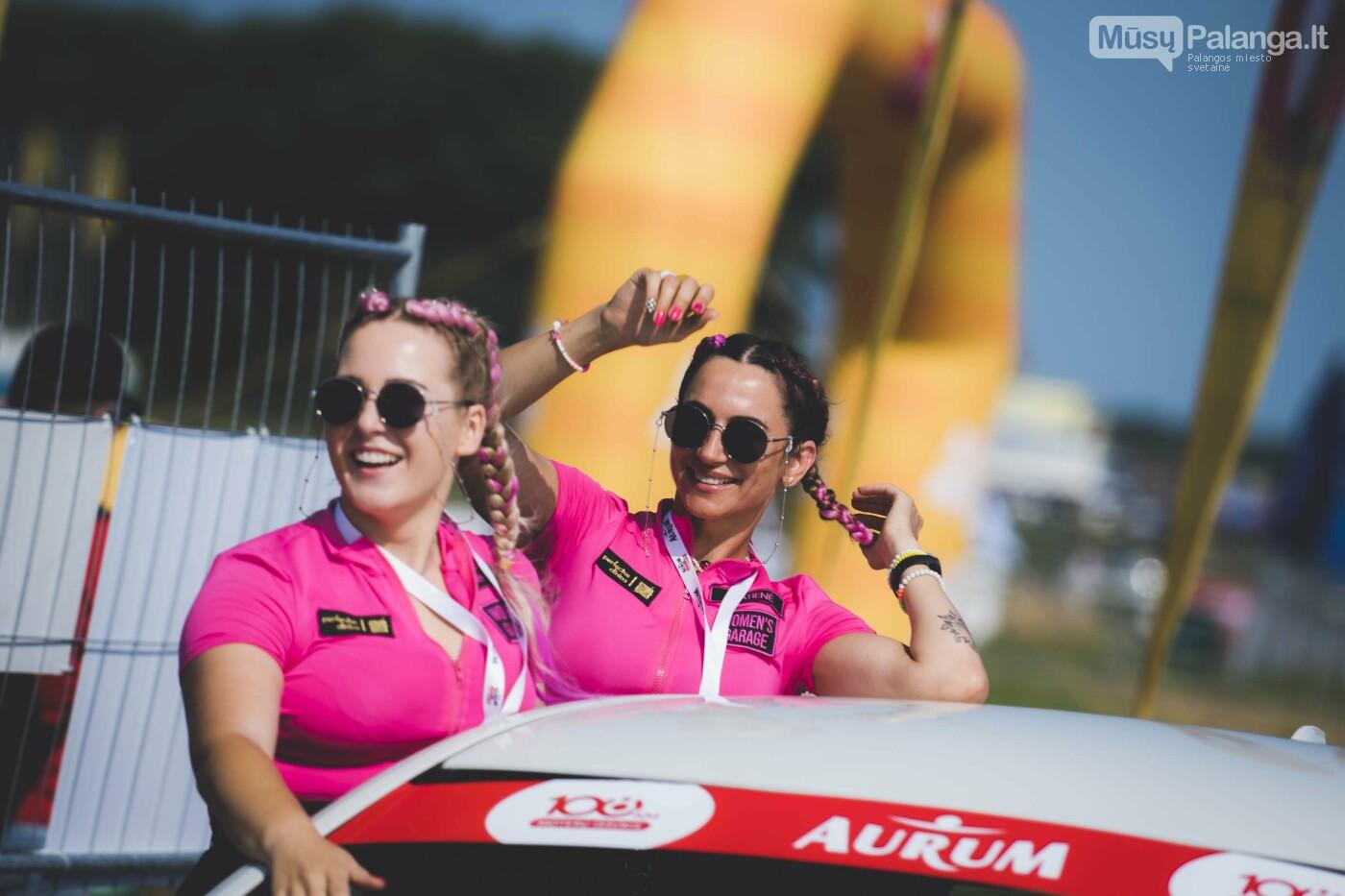 Žiūrovus žavėjo kilometrinė moterų iššūkio dalyvių kolona, nuotrauka-17, Vytauto PILKAUSKO ir Arno STRUMILOS nuotraukos