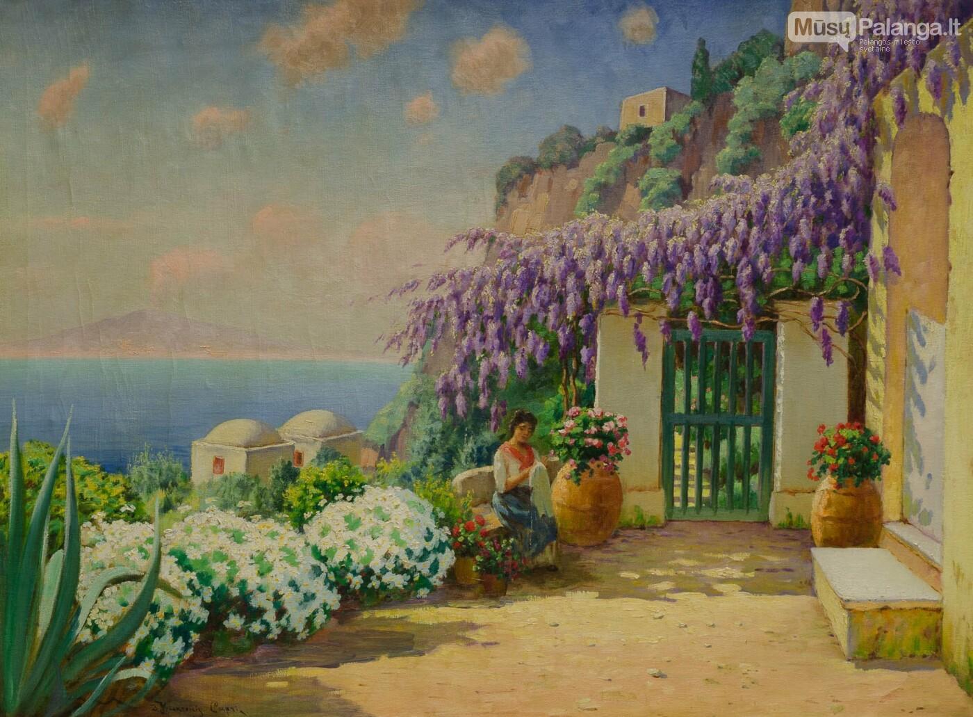 Jonas Mackevičius -Capri (1914–1929), Vilniaus aukciono namų nuotr.