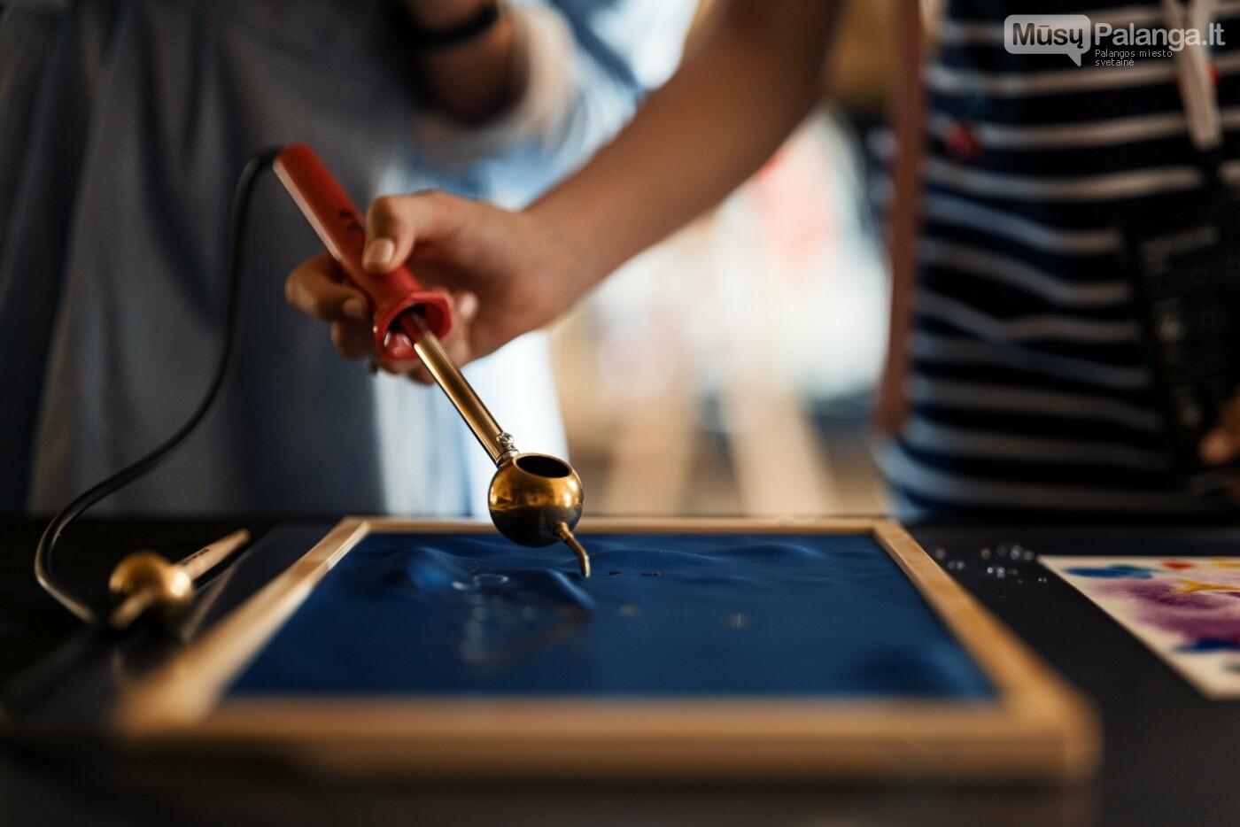Didžiausia šilko kolekcija įsikurs Palangoje: kvies apžiūrėti neįprastu būdu, nuotrauka-6