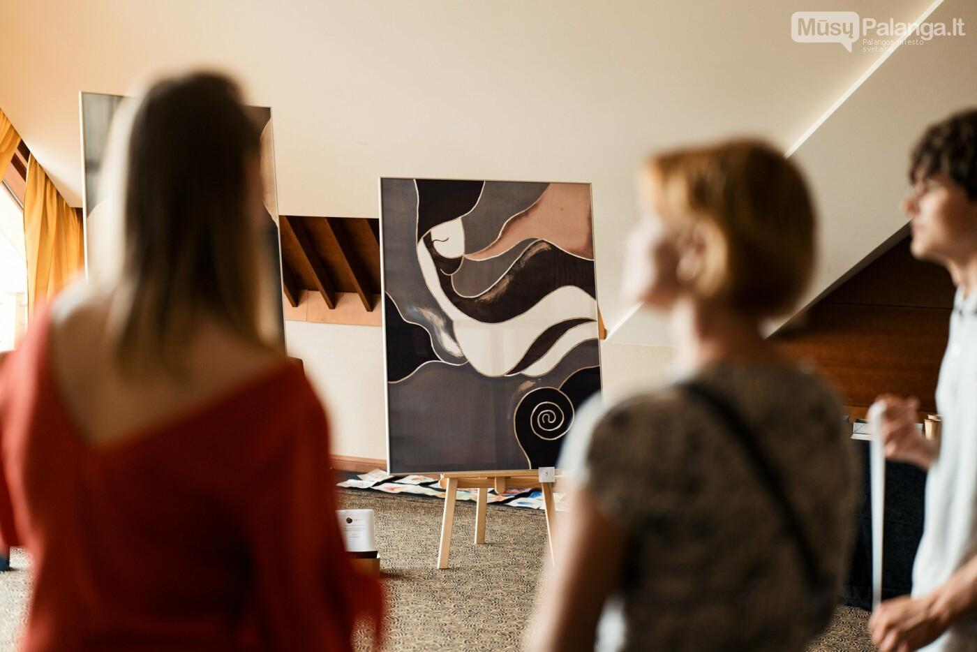 Didžiausia šilko kolekcija įsikurs Palangoje: kvies apžiūrėti neįprastu būdu, nuotrauka-12