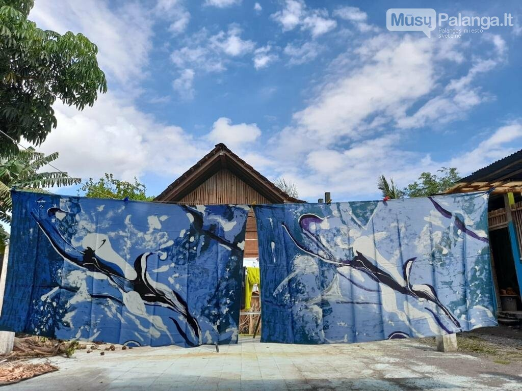 Didžiausia šilko kolekcija įsikurs Palangoje: kvies apžiūrėti neįprastu būdu, nuotrauka-17