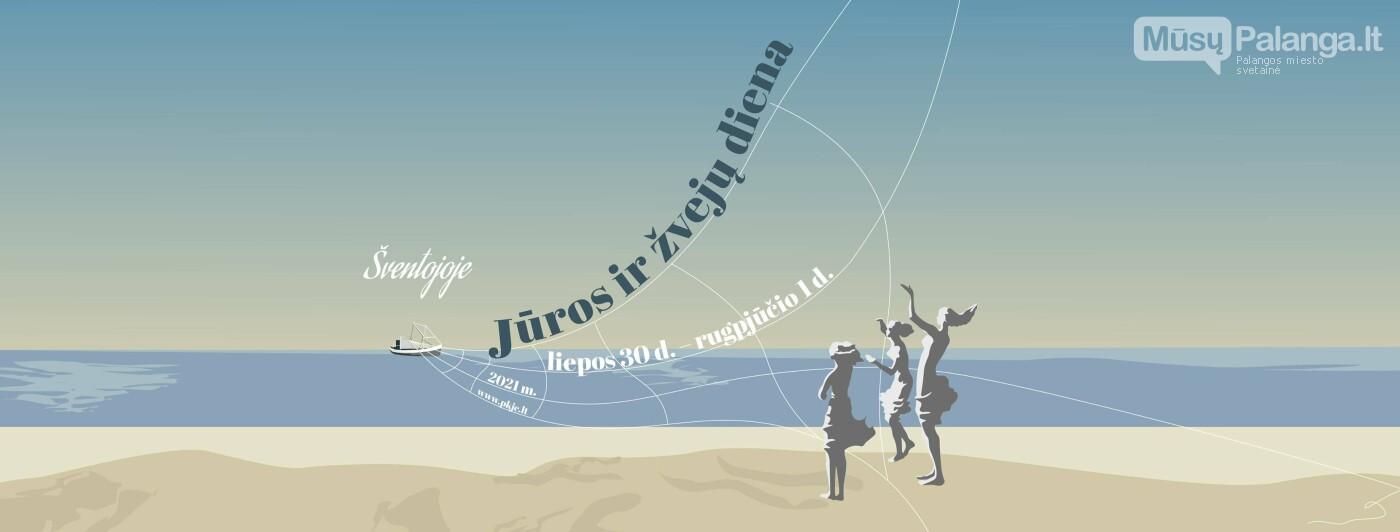 Jūros ir žvejų diena Šventojoje 2021, nuotrauka-1