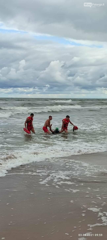 "BĮ ""Klaipėdos paplūdimiai"" nuotr."
