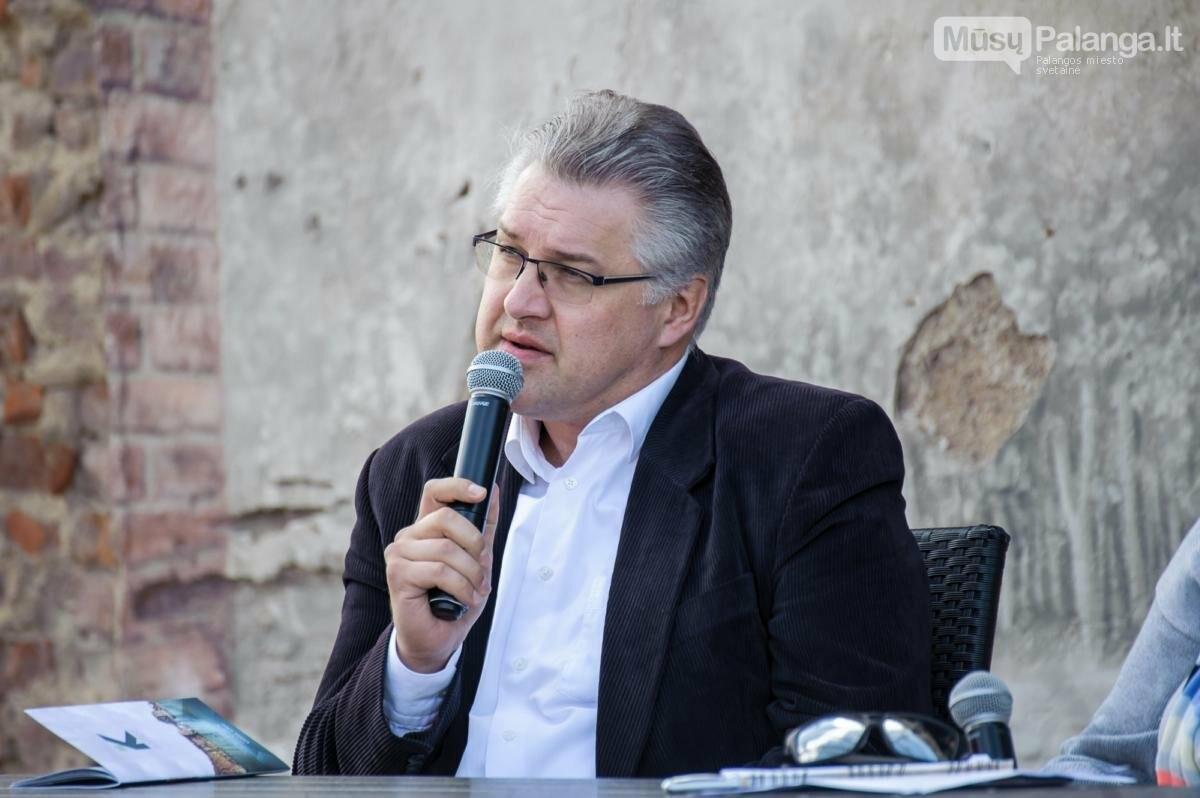 KVMT vyr.dirigentas T.Ambrozaitis.O.Kasabovos nuotr.