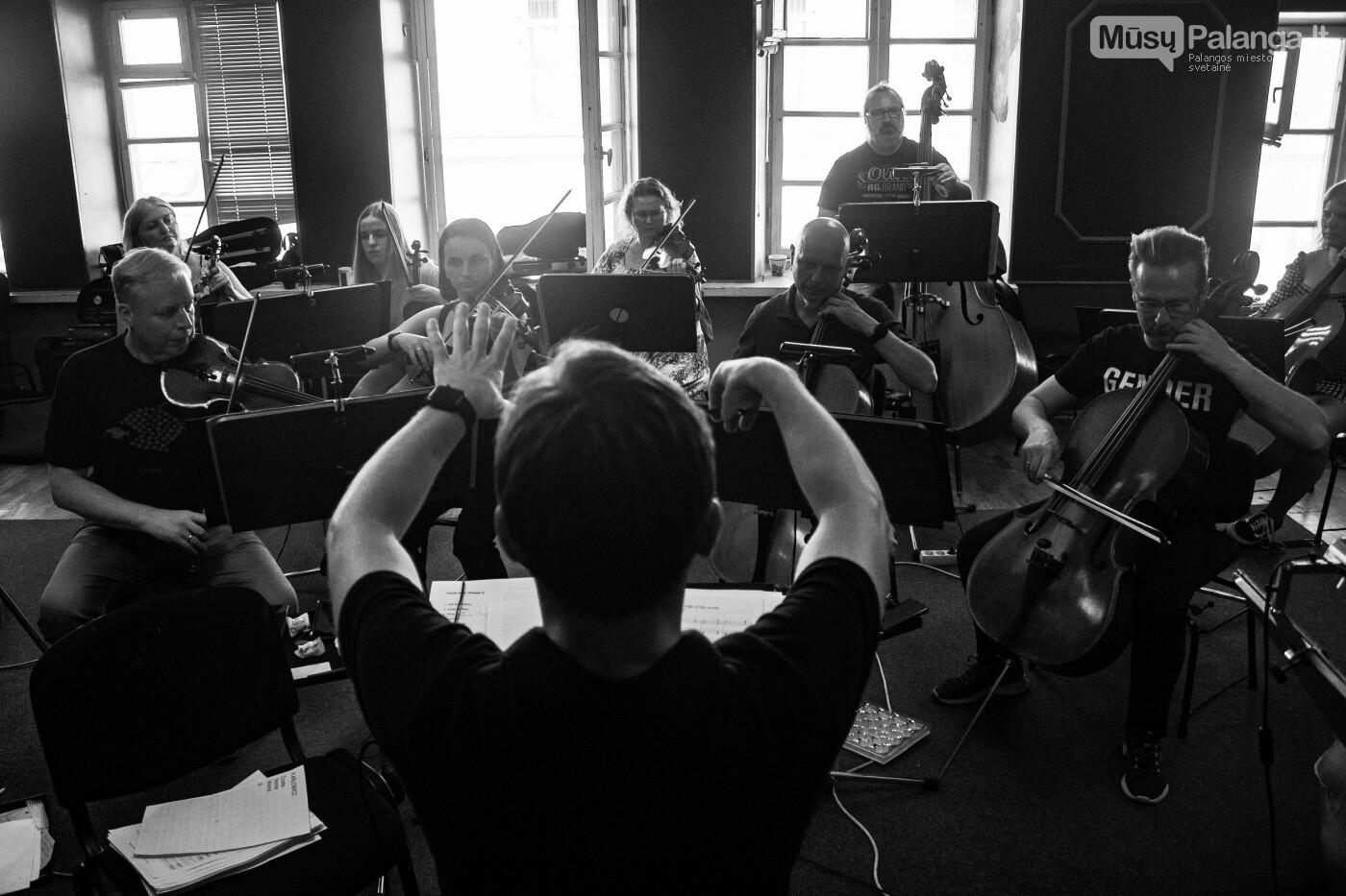"""Luko Varanausko nuotraukos iš """"Untold Story: Chapter 2"""" repeticijų"""