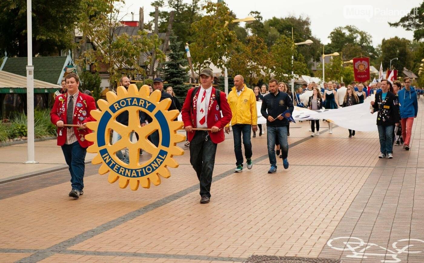 Palangoje – jubiliejinės Rotary sporto žaidynės, nuotrauka-3