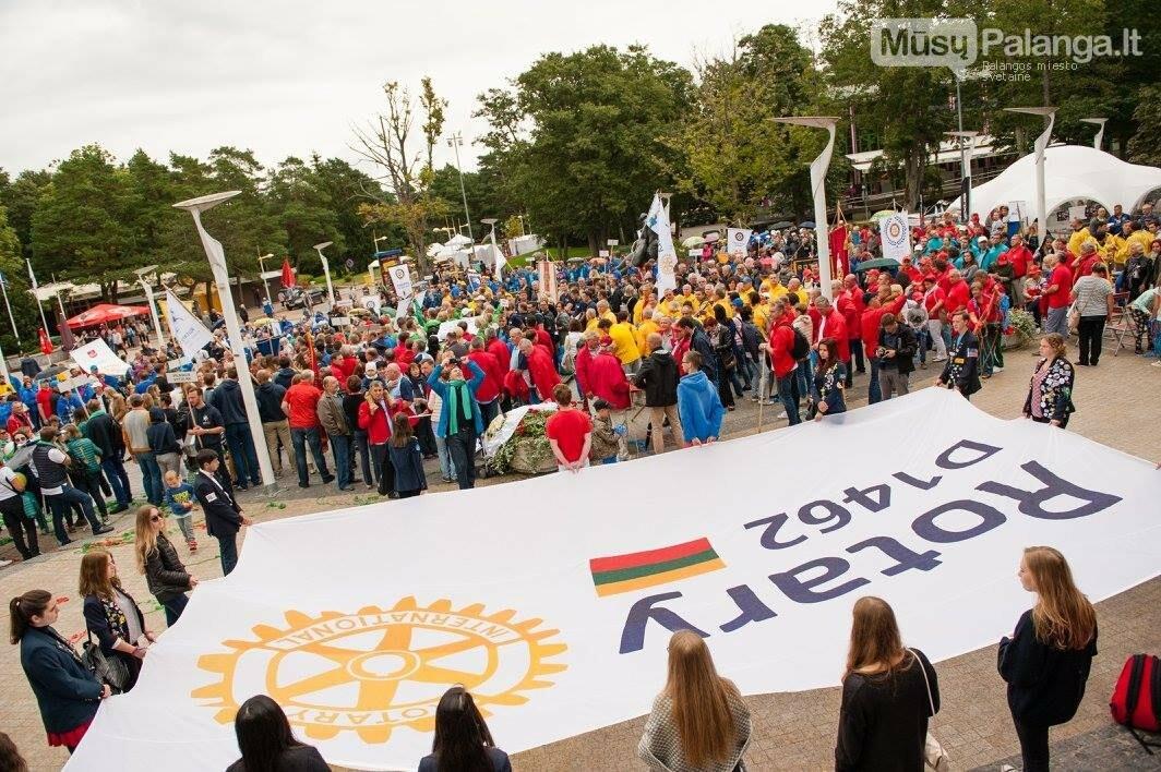 Palangoje – jubiliejinės Rotary sporto žaidynės, nuotrauka-2