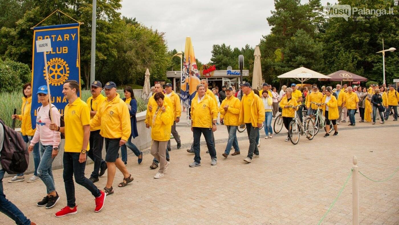 Palangoje – jubiliejinės Rotary sporto žaidynės, nuotrauka-4