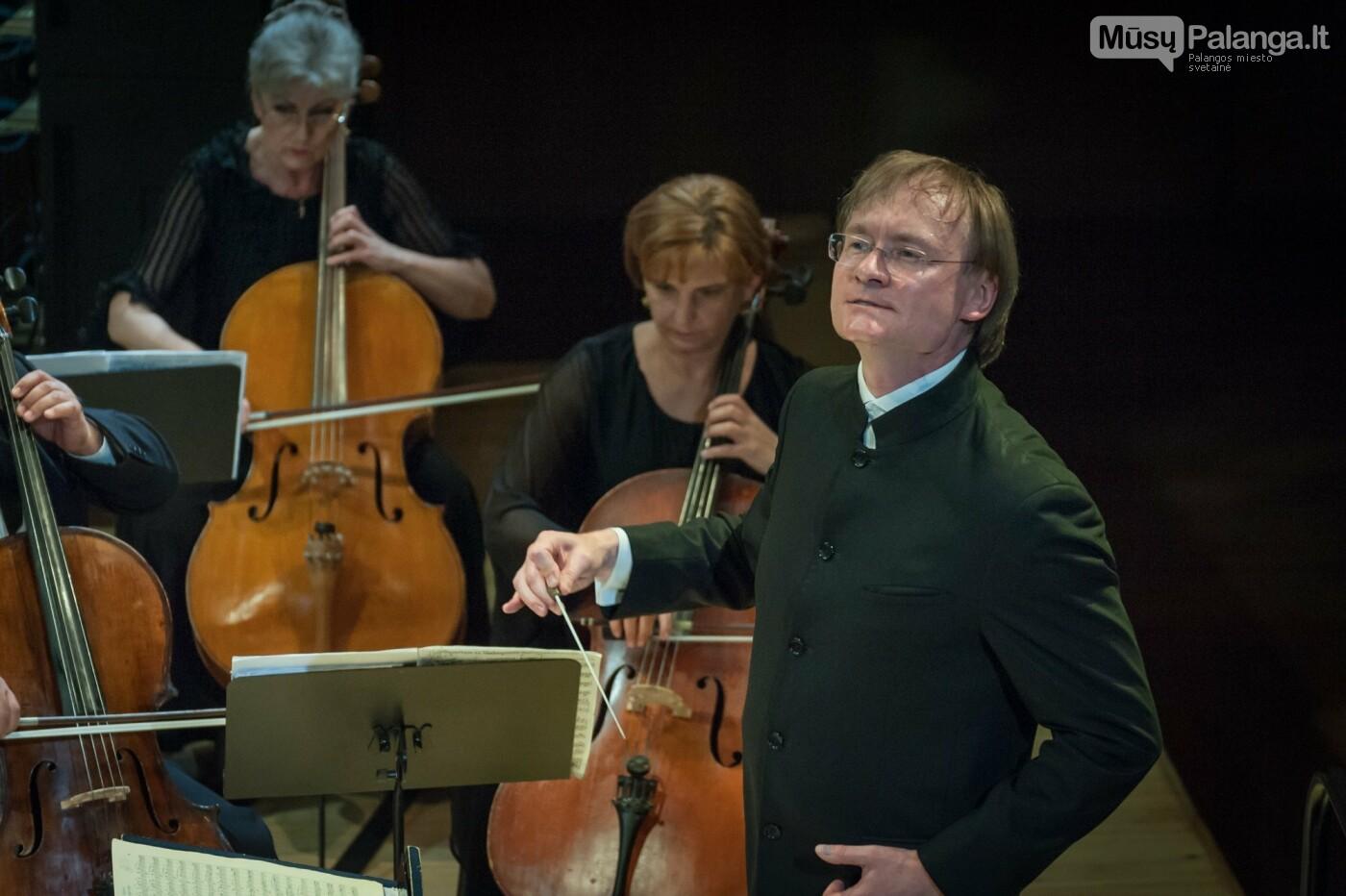 R.Šervenikas ir KVMT orkestras., Olesios Kasabovos nuotr.