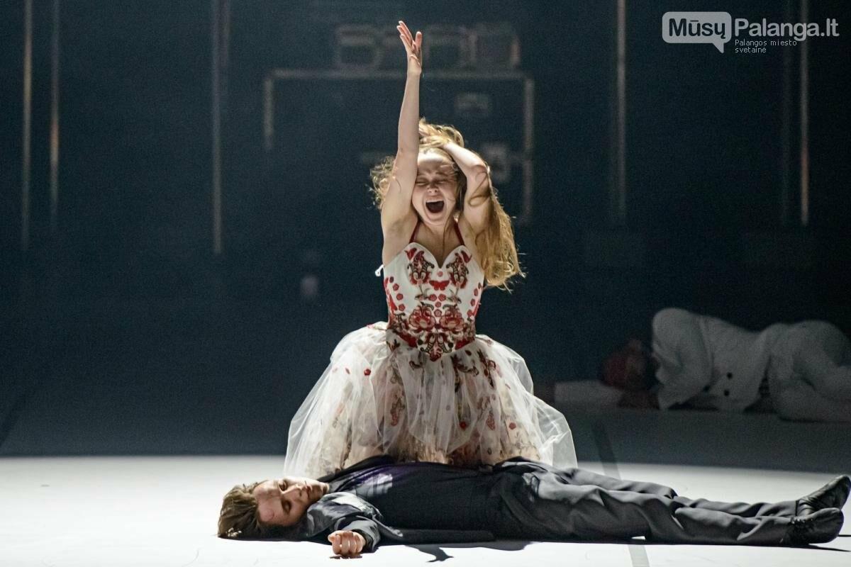 """Sergejaus Prokofjevo baletas """"Romeo ir Džuljeta""""."""