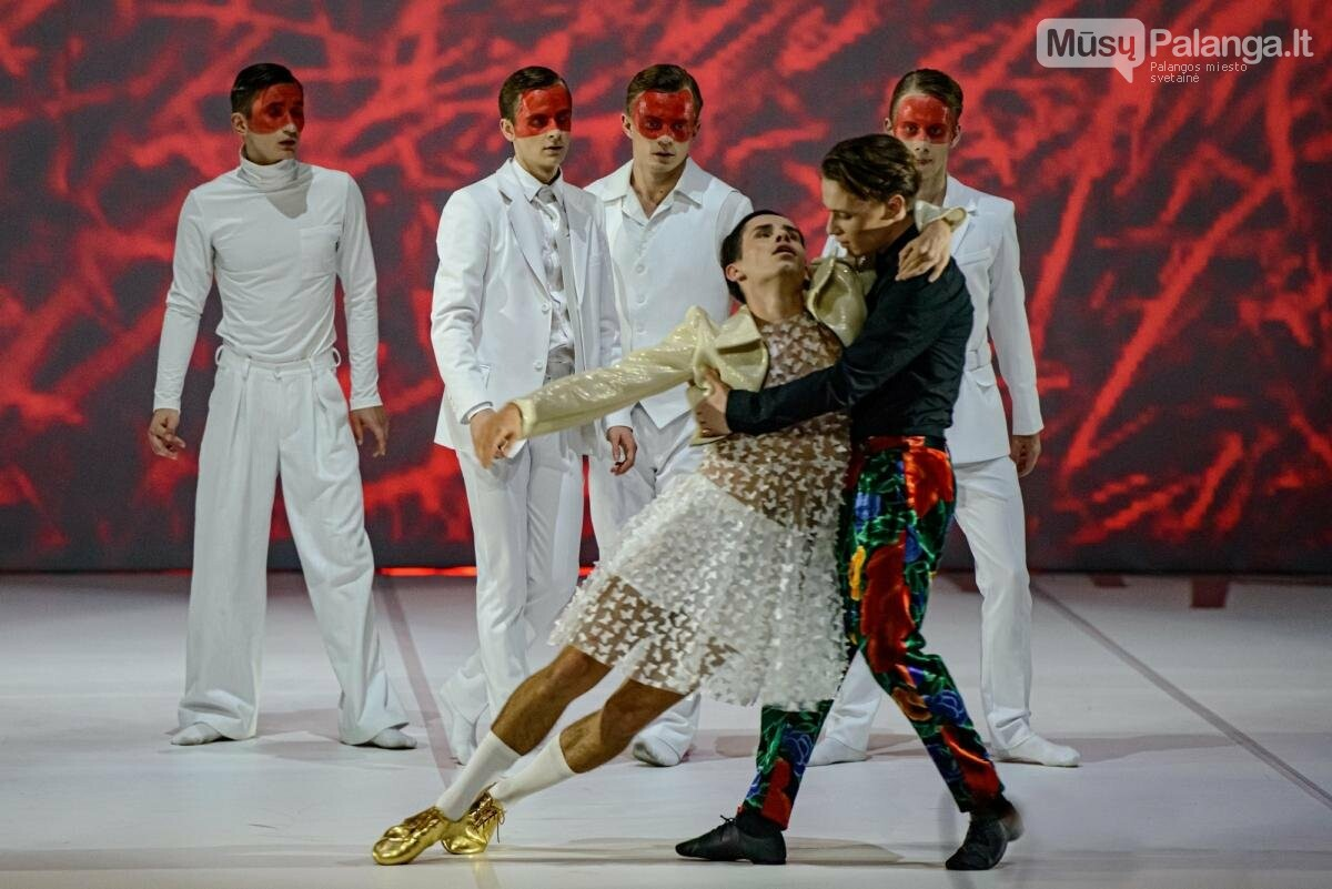 """Sergejaus Prokofjevo baletas """"Romeo ir Džuljeta""""., M.Aleksos nuotr."""