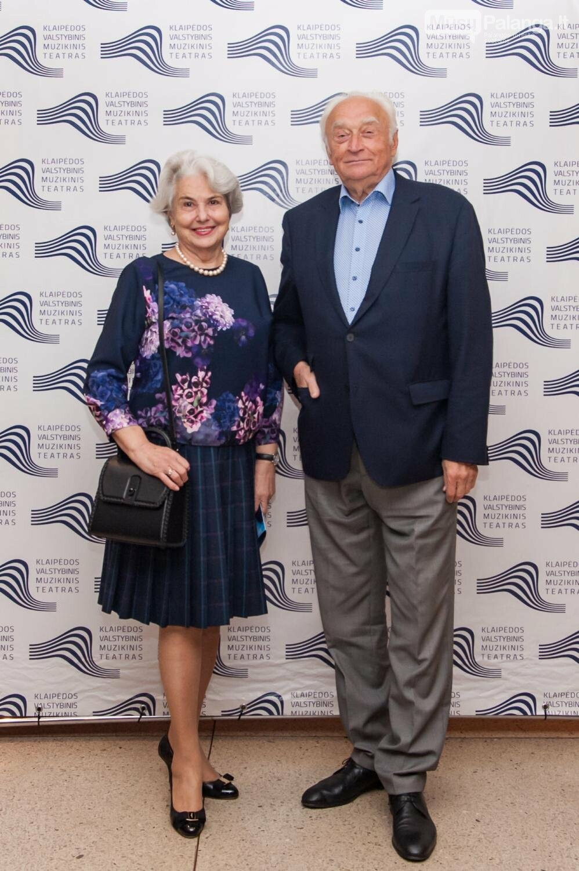 Irena ir Valentinas Greičiūnai., O.Kasabovos nuotr.