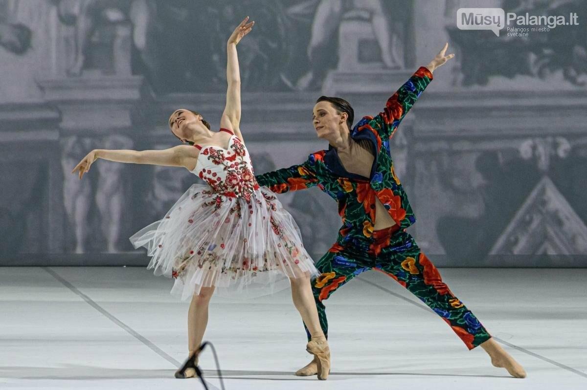 O.Borodina (Džuljeta) ir R.Semenenko (Romeo), M.Aleksos nuotr.