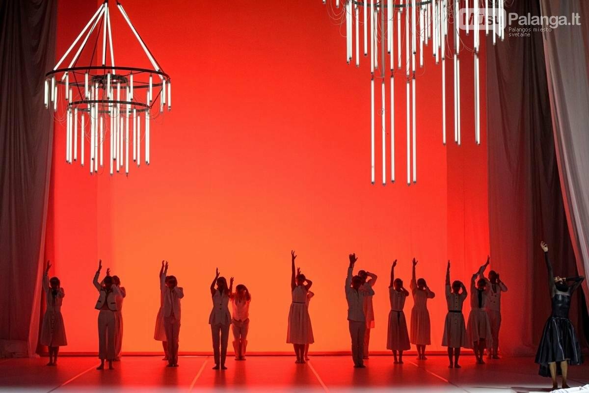 """Šokio spektaklio """"Romeo ir Džuljeta"""" premjera, M.Aleksos nuotr."""