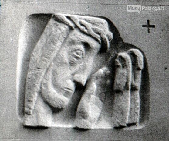 A. Mončio sukurta viena iš Kryžiaus kelio stočių