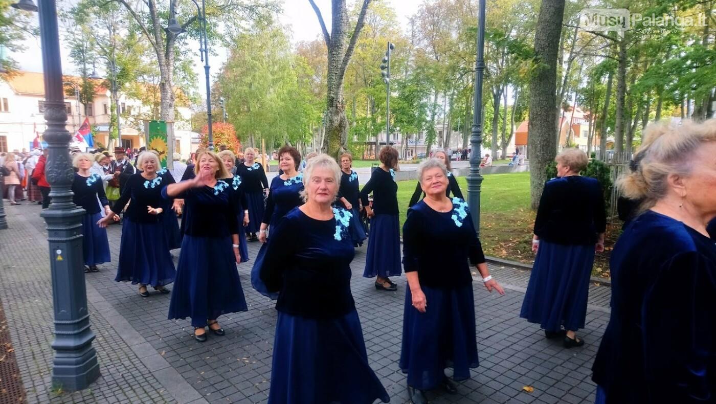 Savaitgalį šokio judesy mirgės įvairių pasaulio tautų rūbai, nuotrauka-15