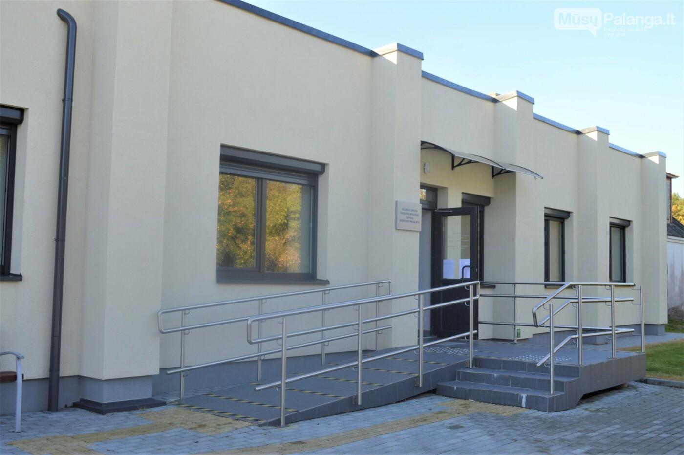 Šventosios seniūnijoje atidarytas Palangos miesto socialinių paslaugų centro padalinys, nuotrauka-1
