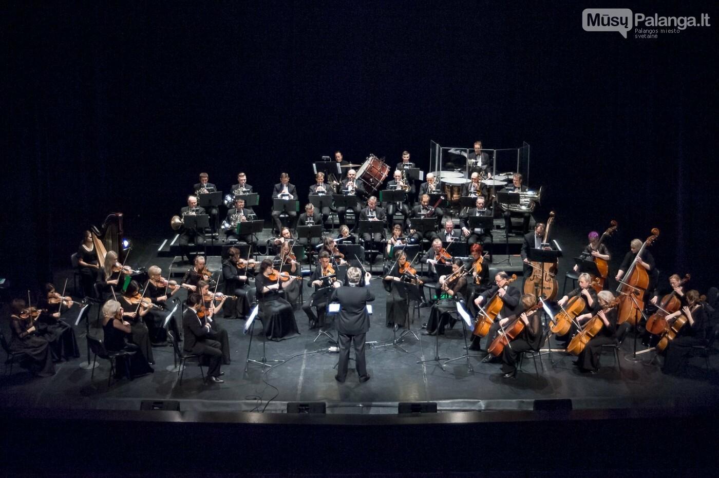 T.Ambrozaitis ir KVMT orkestras., Olesios Kasabovos nuotr.