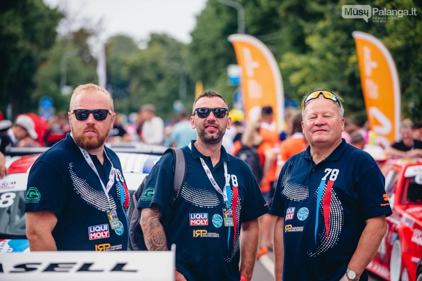 """2022-ųjų liepos vidury Palangą drebins 23-osios """"Aurum 1006 km lenktynės"""", nuotrauka-9, Vytauto PILKAUSKO nuotr."""