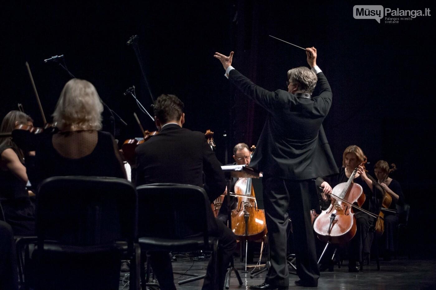 T.Ambrozaitis ir KVMT orkestras., KVMT nuotr.