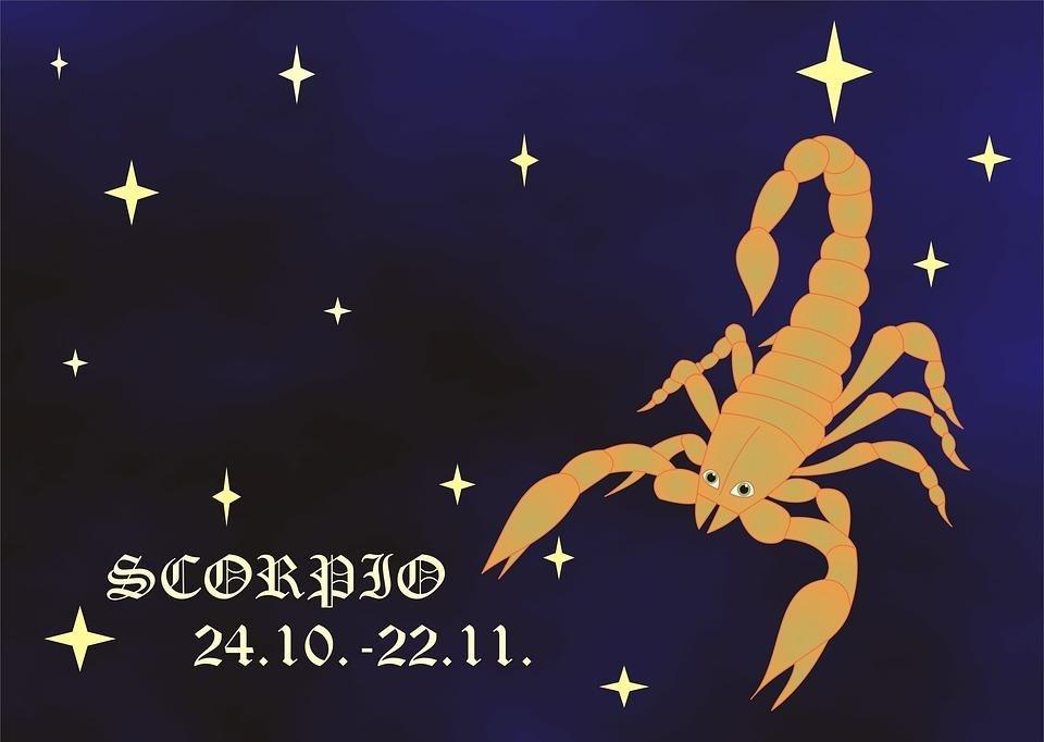 Spalio mėnesio horoskopas. Skorpionas, nuotrauka-1
