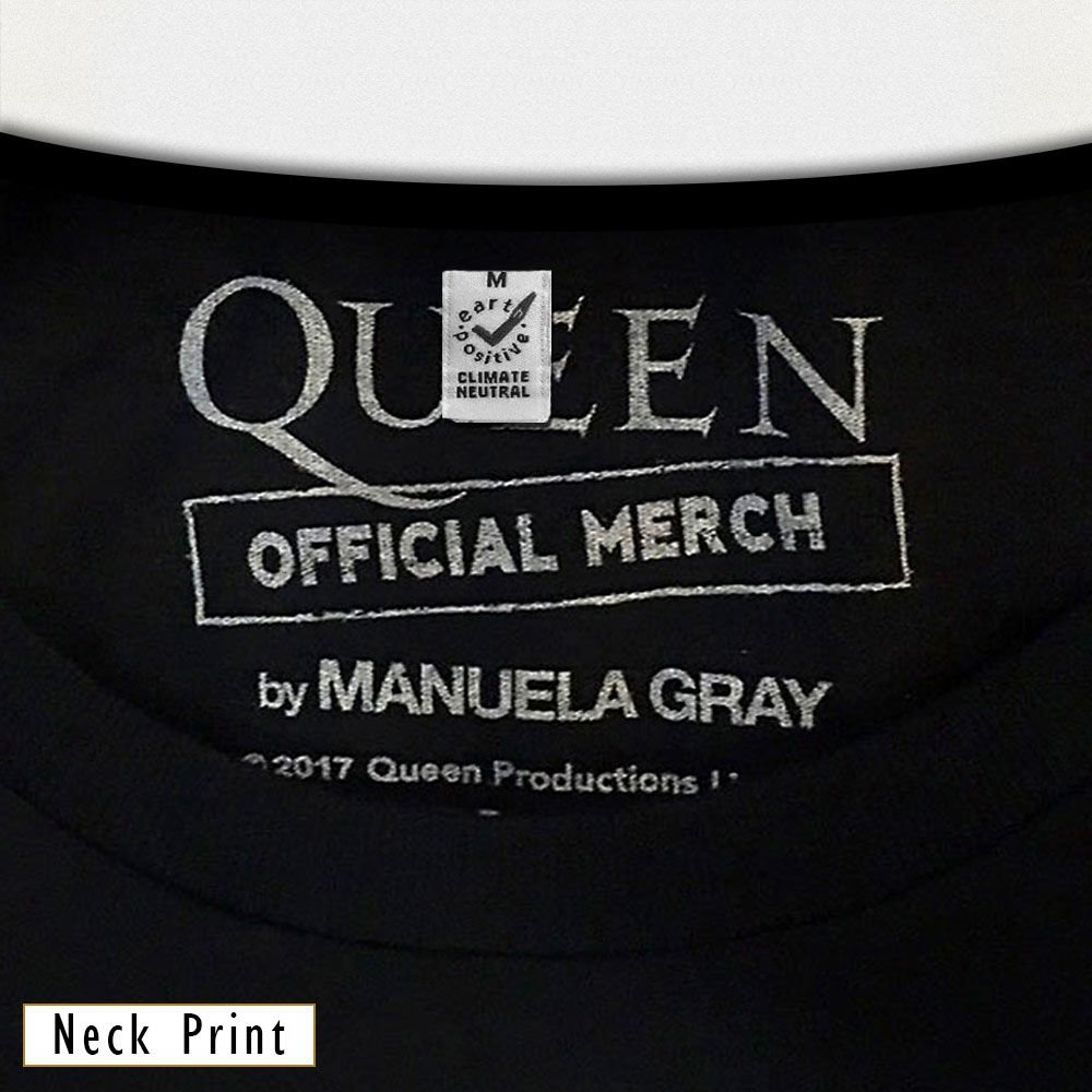 """Grupė """"Queen"""" ir garsi tatuiruočių meistrė pristatė išskirtinio dizaino kolekciją, nuotrauka-4"""