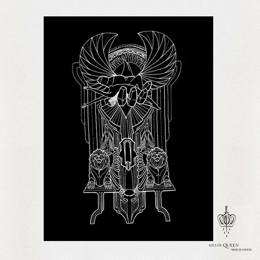 """Grupė """"Queen"""" ir garsi tatuiruočių meistrė pristatė išskirtinio dizaino kolekciją, nuotrauka-11"""