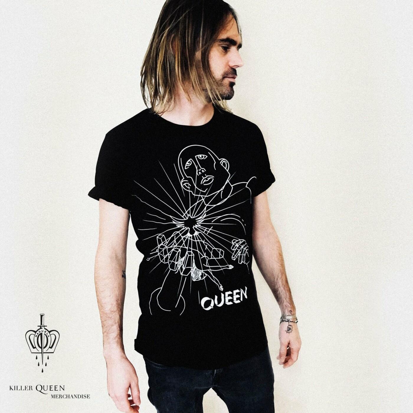 """Grupė """"Queen"""" ir garsi tatuiruočių meistrė pristatė išskirtinio dizaino kolekciją, nuotrauka-18"""