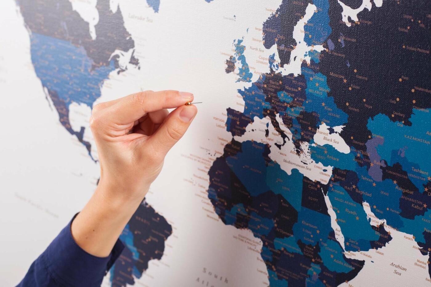 Martos ir Paulius žemėlapiai pavergia kelionių entuziastų širdis, nuotrauka-3
