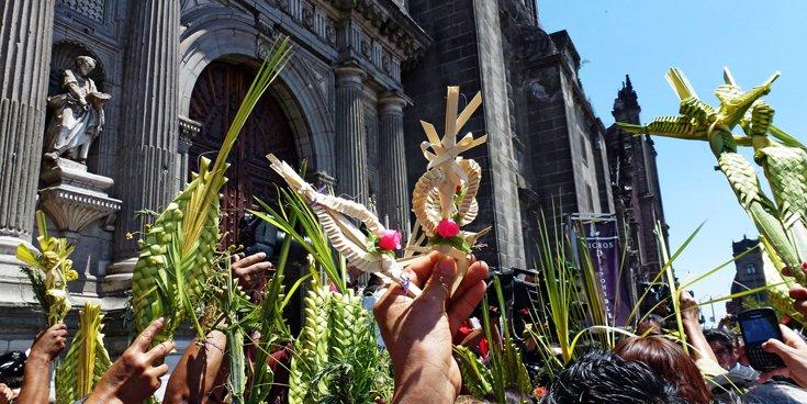 Pasaulio katalikai šiandien švenčia Verbų sekmadienį, nuotrauka-1